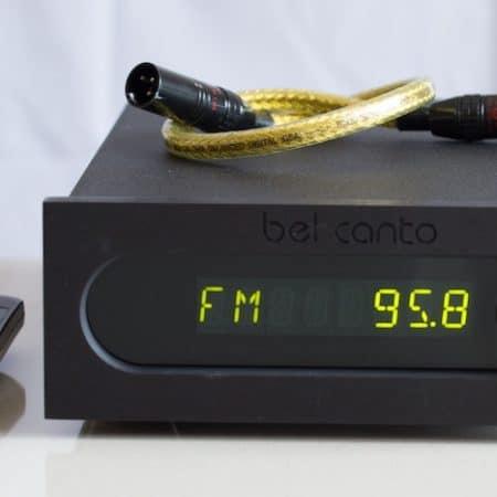 Tuner FM1 Bel Canto (Vendu)