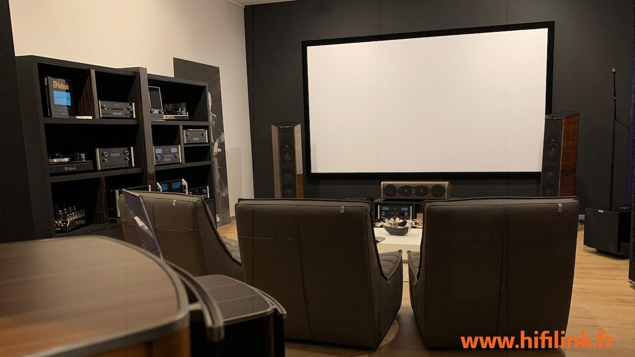 home cinema Lyon Mcintosh