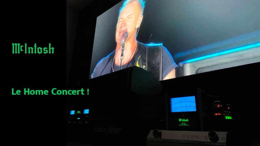 home cinema haut de gamme concert mcintosh