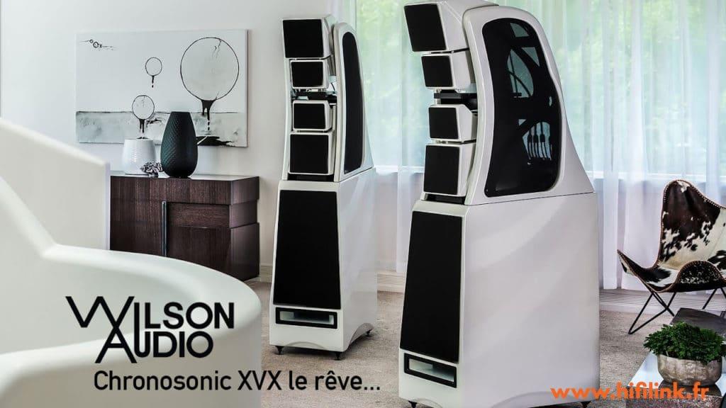 Wilson audio Chronosonic XVX meilleurs enceinte annee