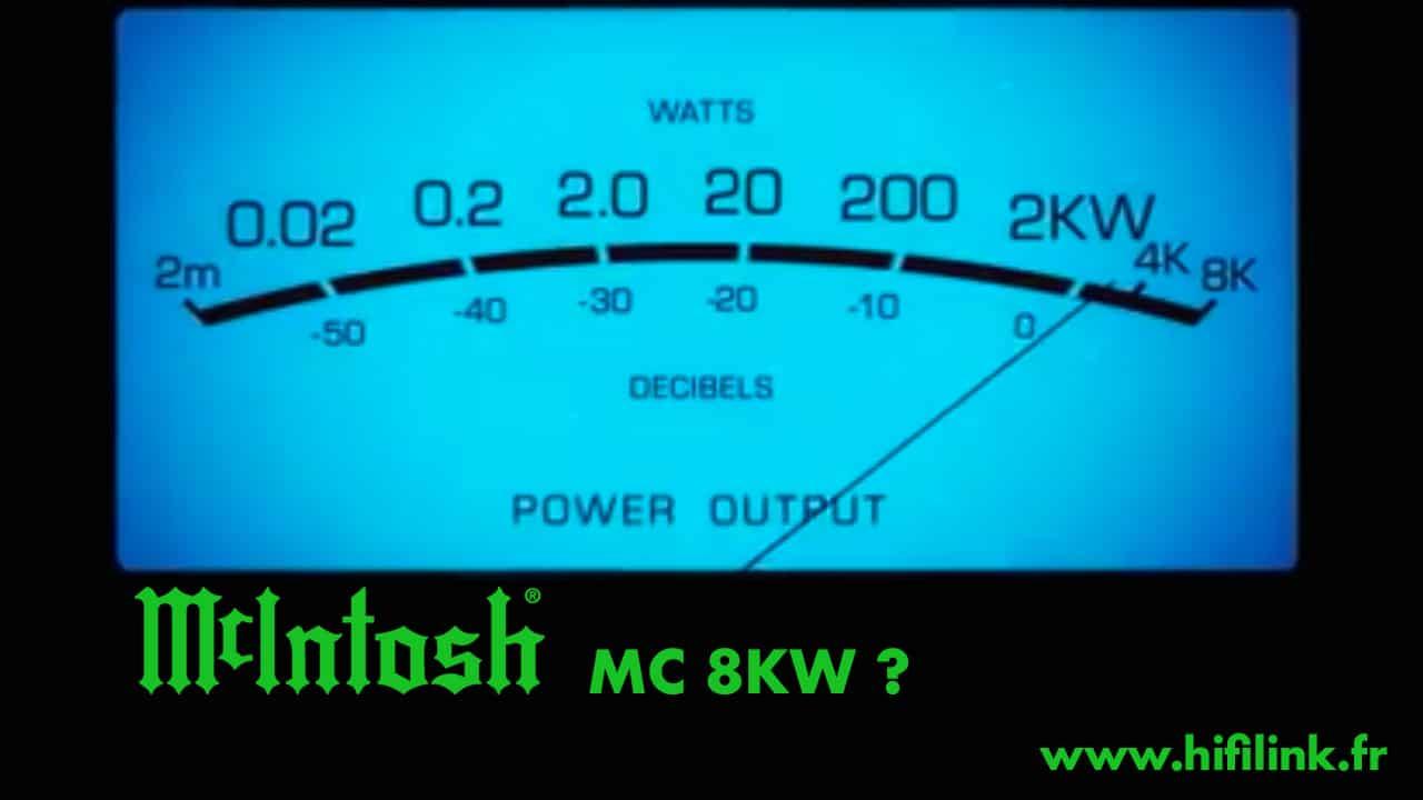mcintosh MC8K 2021