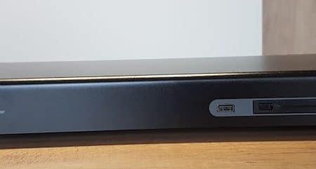 Lecteur Reseau - DAC  QAT RS3