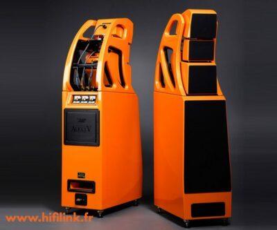 wilson audio alexx V orange