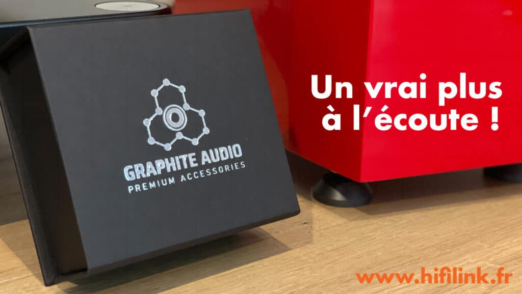 graphite audio decouplage sol hifi