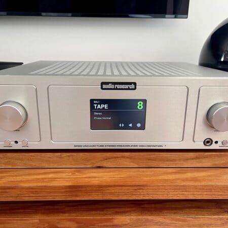 Préamplificateur Audio Research SP20 (VENDU)