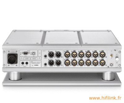 burmester 077 preamplifier reference line connectiques
