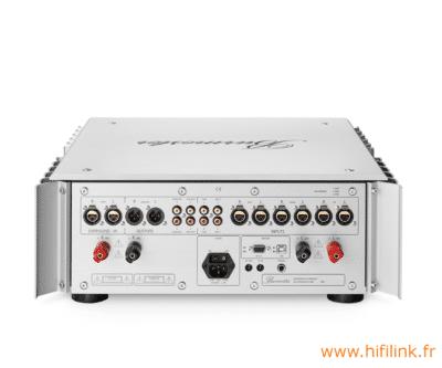 burmester 082 integrated amplifier classic line connectiques