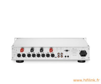 burmester 101 integrated amplifier classic line connectiques
