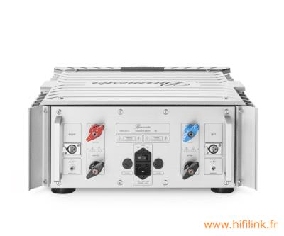 burmester 911 mk3 power amplifier top line connectiques