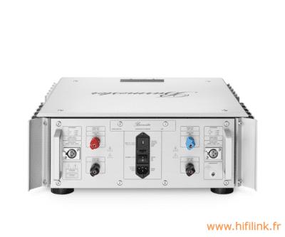 burmester 956 mk2 power amplifier classic line connectiques