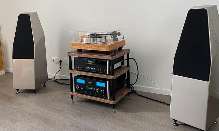 installation hifi haut de gamme Sabrina X juin 2021