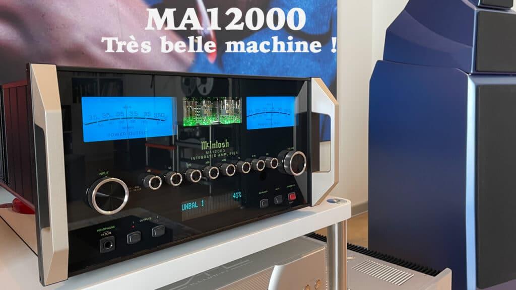 test mcintosh MA12000