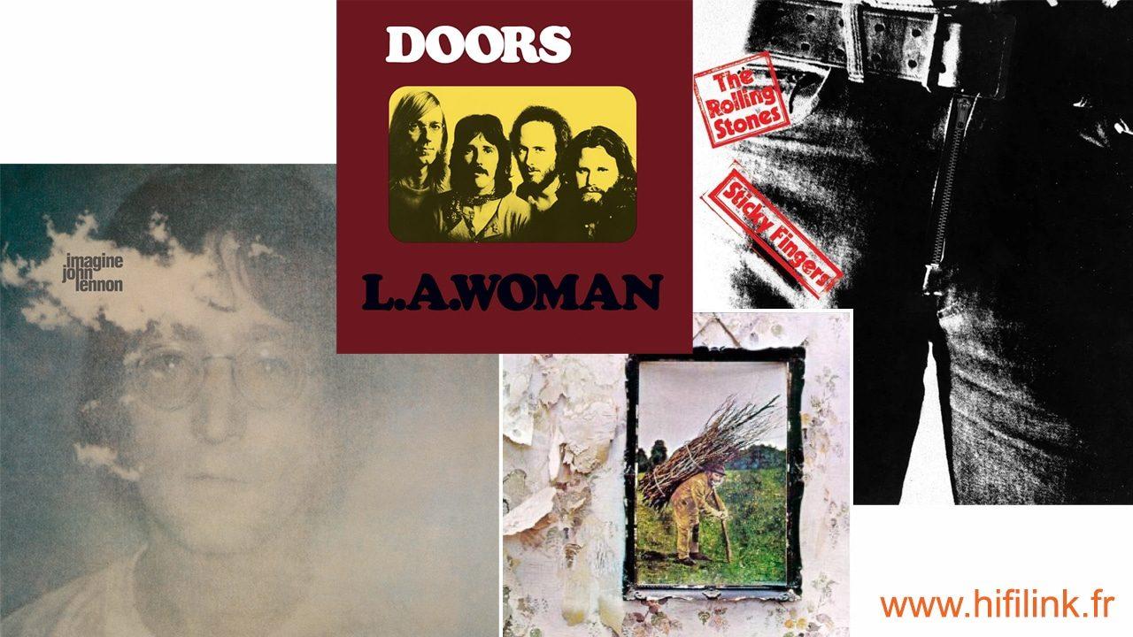 1971 2021 les albums qui ont 50 ans
