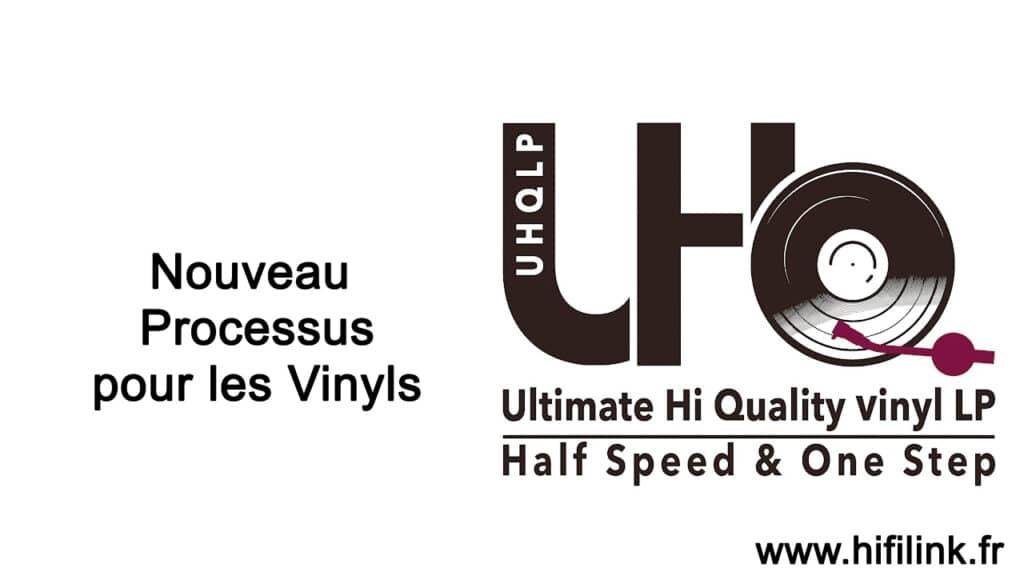 UHQLP vinyl audio haute qualite