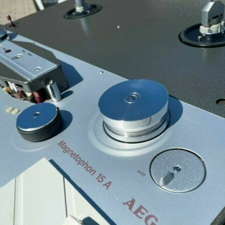 AEG Telefunken M15 A Studio Master Recorder Stéréo