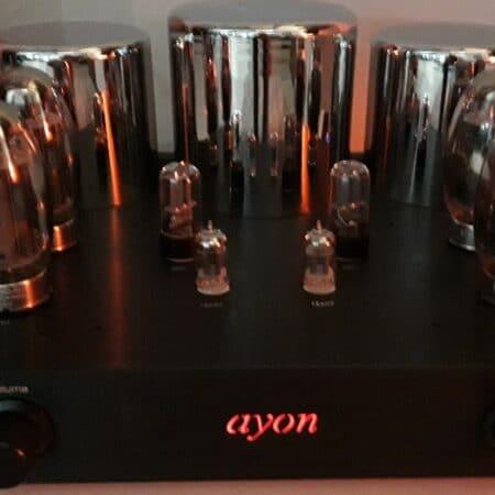 Amplificateur Ayon Spirit 5