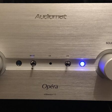 Amplificateur AUDIOMAT Opéra réf12 neuf