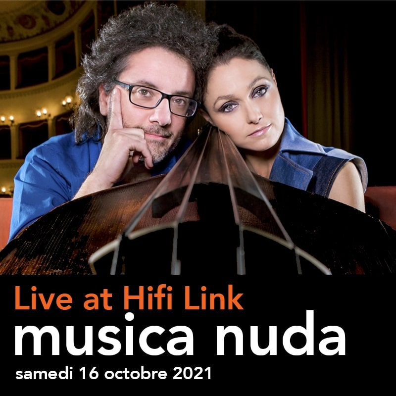 live at hifi link musica nuda OR