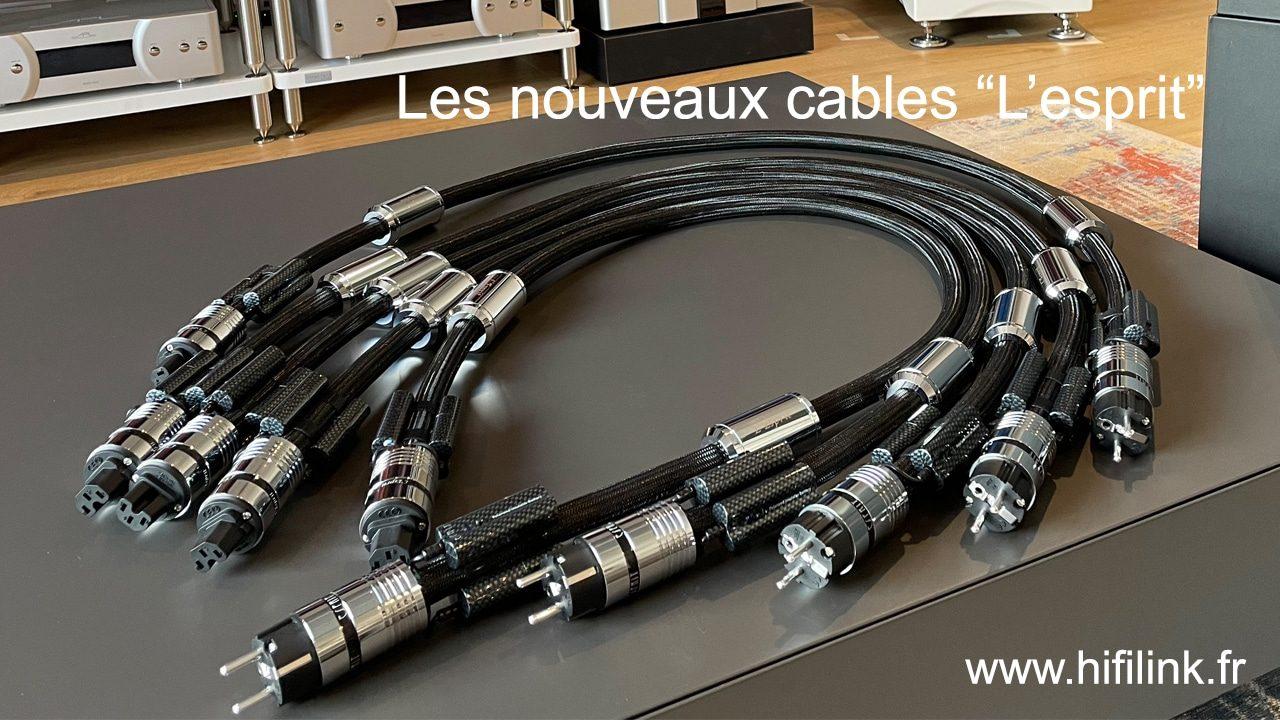 les nouveaux cables l-esprit secteur