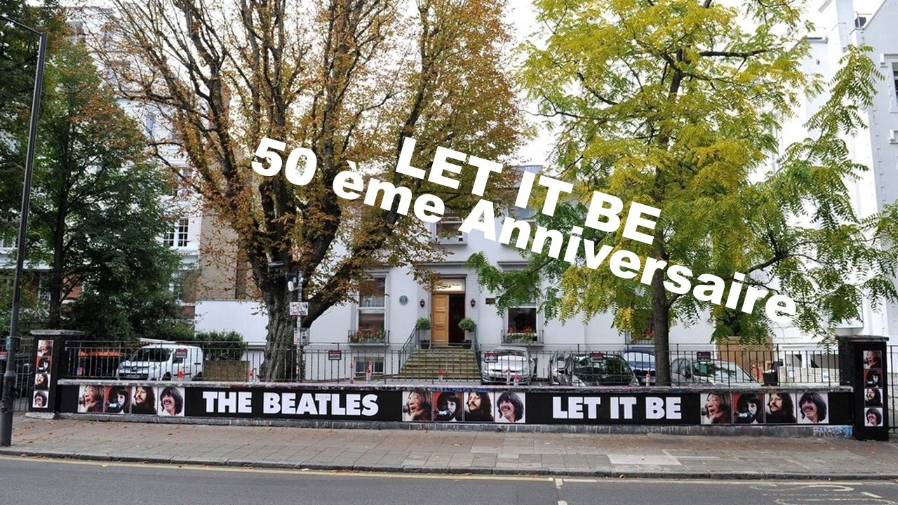 let it be 50th anniversary on abbey road studios