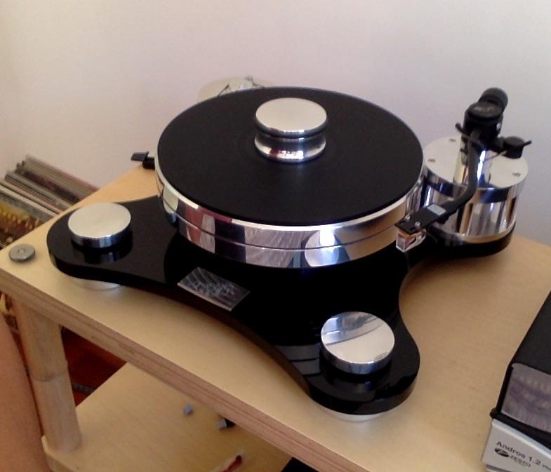platine vinyle transrotor z1 vendu les annonces hifi haut de gamme hifi link lyon geneve. Black Bedroom Furniture Sets. Home Design Ideas