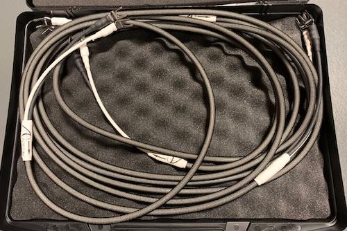 Absolue creations cables HP Op tim 2x3,4m neufs (VENDU)