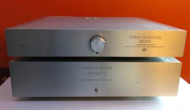 Preampli et Ampli Audio Analogue (VENDU)