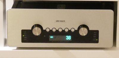 Preampli Audio Research GSPRe Silver