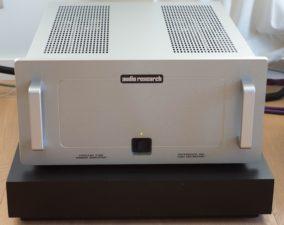 Audio Research REF 150 silver
