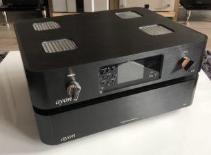 DAC/Préampli/streamer Ayon S5