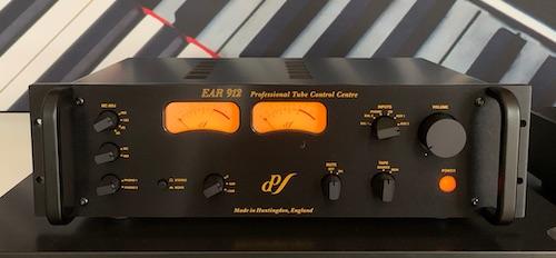 Preampli EAR yoshino 912 / Pre + Pre Phono