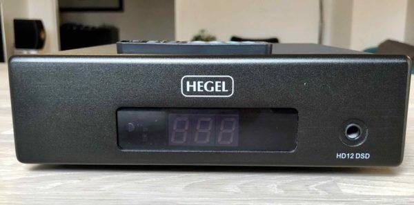 DAC Hegel HD12 DSD