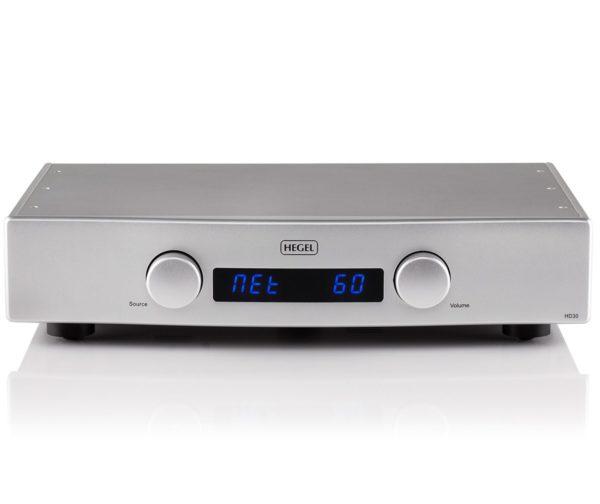 Hegel HD30 Silver