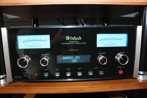 Ampli Mac Intosh Ma6600 excellent etat (VENDU)