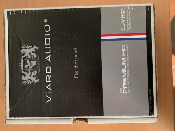 Câbles XLR Viard Audio Premium HD