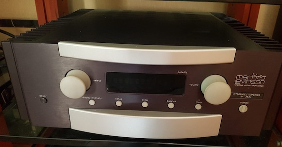 Amplificateur intégré Mark Levinson N°383L