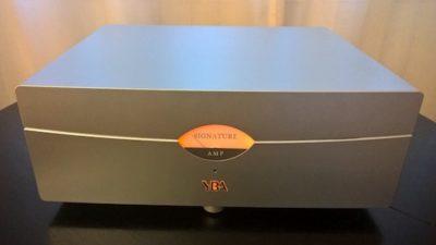 Amplificateur YBA Signature